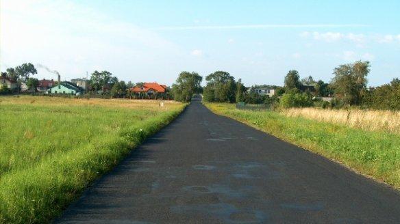 Ulica Zawodzie Piotrków Trybunalski