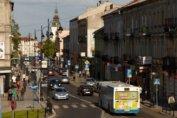 Położenie administracyjne miasta Piotrków Trybunalski