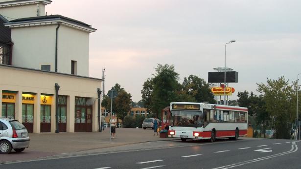 Przystanek Sienkiewicza Hala