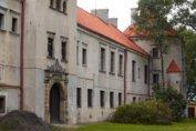 Zamek w Bykach – historia i architektura