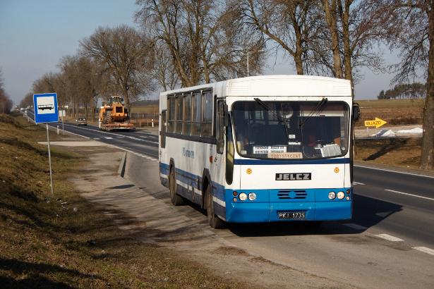 Korytnica - autobus Piotrków Sulejów