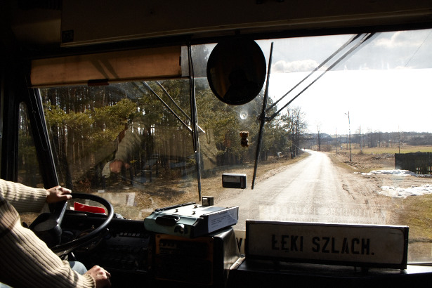 Kierowca autobusu PKS