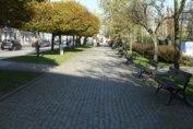 Remont fontanny w parku Jana Pawła II